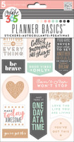 Me and My Big Ideas - The Happy Planner - Planner Basics - Stickers - Rose Gold