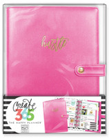 Me and My Big Ideas - The Happy Planner - Deluxe Cover - Berry - MINI