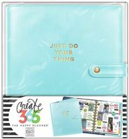 Create 365 - Me and My Big Ideas - The Happy Planner™ Deluxe Cover -  Limpet Shell - BIG