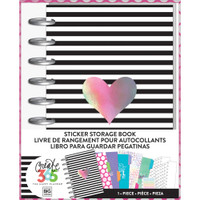 Me and My Big Ideas - The Happy Planner - Sticker Storage Book - Rainbow