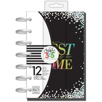 The Happy Planner - Me and My Big Ideas - Mini- Stay Positive - 12 Months (Undated, Horizontal)