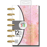 The Happy Planner - Me and My Big Ideas - Mini - Live Loud - 12 Months - (Undated, Horizontal)
