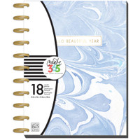 Create 365 - The Happy Planner - Me and My Big Ideas - 2017-2018 BIG Happy Planner® - Modern Marble