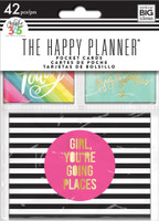 Me and My Big Ideas - The Happy Planner - Mini Pocket Cards