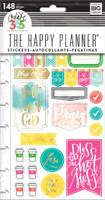Create 365 - Me and My Big Ideas - The Happy Planner - Planner Stickers - Faith Gratitude