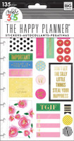 Me and My Big Ideas - The Happy Planner - Planner Stickers - Make it Happen