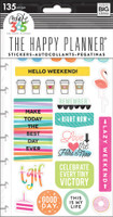 Create 365 - Me and My Big Ideas - The Happy Planner - Planner Stickers - TGIF