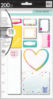 Create 365 - Me and My Big Ideas - The Happy Planner - Sticky Notes - Remember