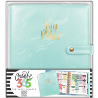 Me and My Big Ideas - The Happy Planner - Deluxe Cover - Mint - Big Plans - Classic