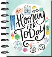 OUTDATED - The Happy Planner - Me and My Big Ideas - 2017-2018 CLASSIC Happy Planner® - Everyday Essentials