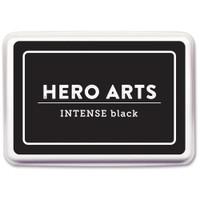 Hero Arts Dye Ink Pad - Intense Black
