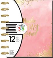 Me and My Big Ideas - The Happy Planner - 12 Months - Lovely Pastels - Classic (Undated, Vertical)