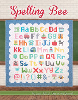 Spelling Bee by Lori Holt - Softcover Book