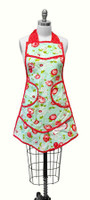 Moda Notions - The Good Life - Apron Aqua -  Bonnie & Camille