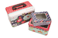 Moda Fabric - The Good Life -  Bonnie & Camille - Set of 3 Tins