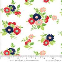 Moda Fabric - The Good Life - Bonnie & Camille - Cream 55151 19