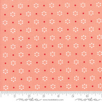 Moda Fabric - The Good Life - Bonnie & Camille - Coral 55152 23