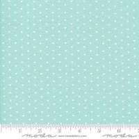 Moda Fabric - The Good Life - Bonnie & Camille  Aqua 55154 22