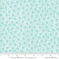 Moda Fabric - The Good Life - Bonnie & Camille  Aqua 55156  12
