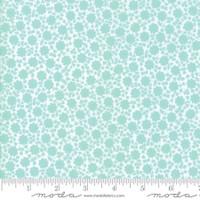 Moda Fabric - The Good Life - Bonnie & Camille  Aqua 55156  12