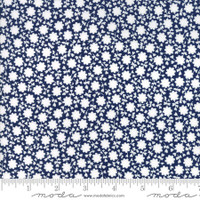 Moda Fabric - The Good Life - Bonnie & Camille  Navy  55156  16