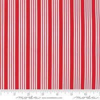 Moda Fabric - The Good Life - Bonnie & Camille Red  55157  11