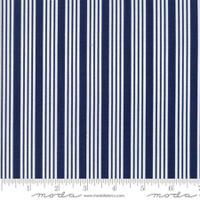 Moda Fabric - The Good Life - Bonnie & Camille  Navy  55157  16