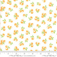 Moda Fabric - The Good Life - Bonnie & Camille  Cream Marmalade  55158  19