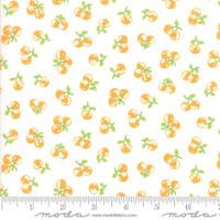 Moda Fabric - The Good Life - Bonnie & Camille  Cream Marmalade  55158  19