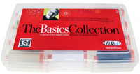Aurifil Thread - Mark Lipinski Basics Collection - 50wt Cotton Thread - Set of 12
