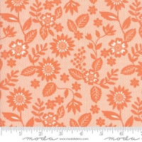 Moda Fabric - Sugar Pie - Lella Boutique - Orange #5041 18