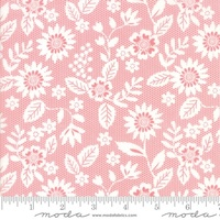 Moda Fabric - Sugar Pie - Lella Boutique - Pink #5041 19