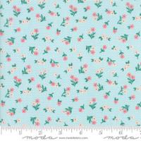 Fabric - Sugar Pie - Lella Boutique - Aqua  #5042 21