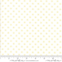 Fabric - Sugar Pie - Lella Boutique -White   #5045  11