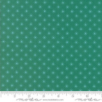 Fabric - Sugar Pie - Lella Boutique  Teal   #5045  14