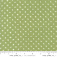 Fabric - Sugar Pie - Lella Boutique  Green   #5045  16