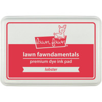 Lawn Fawn Dye Ink Pad - Lobster