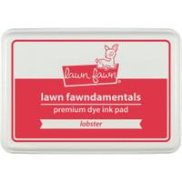 Lawn Fawn Dye Ink Pad - Lobster