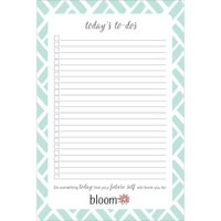 "Bloom Daily Planners - To Do Pad 6"" x 9"""