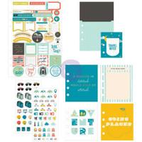 Prima Marketing - My Prima Planner Goodie Pack - Adventure & Travels