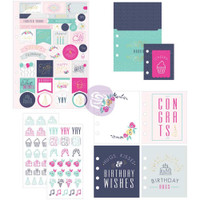 Prima Marketing - My Prima Planner - Goodie Pack - Celebrate