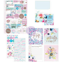Prima Marketing - My Prima Planner Goodie Pack Embellishments - Inspiration