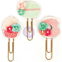 Prima Marketing - My Prima Planner Clips - Sweet Tooth