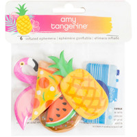 American Crafts - Amy Tangerine - On a Whim - Dimensional Inflated Ephemera
