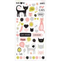 My Minds Eye - Stickers - Meow