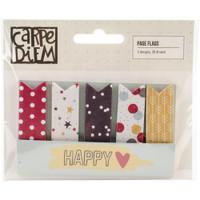 Carpe Diem - Simple Stories - Say Cheese III Page Flags