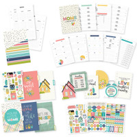 Carpe Diem - Simple Stories - Home Planner Inserts A5