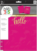 Me and My Big Ideas - The Happy Planner - Snap-In Cover - Hello Life - CLASSIC