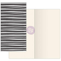 Prima Traveler's Journal - Notebook Refill - Inkie (Ivory Paper)