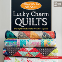 Moda All-Stars - Lucky Charm Quilts - Softcover